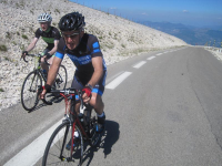 What does it take to Ride the Beast called Mont Ventoux?