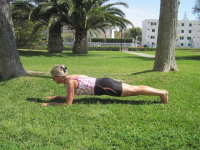 Improve your Core Strength for Better Cycling