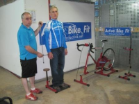 Bike-Fit: the right position on the bike