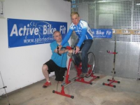 Active Bike Fit : fitting the bicycle to you