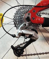 Make sure your chain and gear train are in good shape