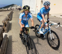 Thinking of the Santini GF Mont Ventoux in 2020? Warm-up with the Ventoux Challenge