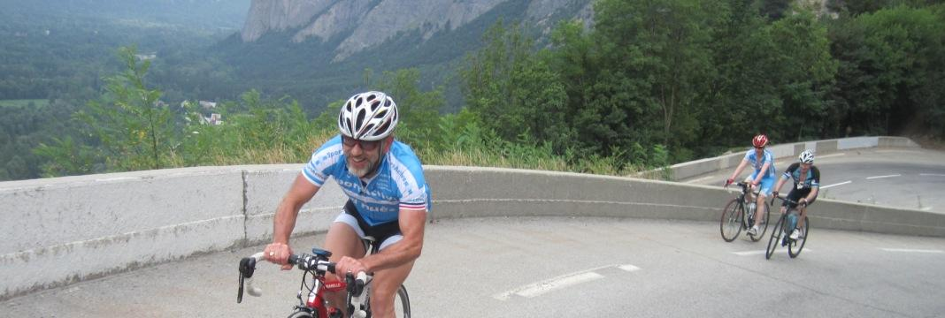 Alpd Huez SportActive Cycling camp