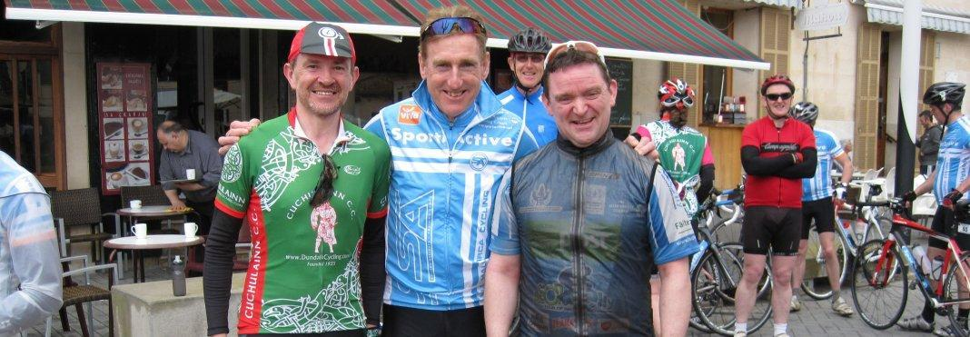 sean kelly smiling
